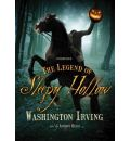 The Legend of Sleepy Hollow by Washington Irving Audio Book CD