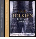 The Lord of the Rings: Two Towers Pt.2 by J. R. R. Tolkien AudioBook CD
