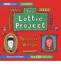 The Lottie Project by Jacqueline Wilson AudioBook CD