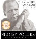 The Measure of a Man by Sidney Poitier Audio Book CD