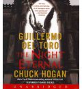 The Night Eternal by Guillermo del Toro Audio Book CD