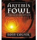 The Opal Deception by Eoin Colfer AudioBook CD