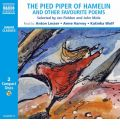The Pied Piper of Hamelin: Selected by Jan Fielden & John Mole by Robert Browning AudioBook CD