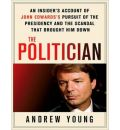 The Politician by Andrew Young Audio Book CD