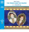 The Prince and the Pauper by Mark Twain Audio Book CD
