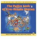 The Puffin Book of Five Minute Stories: Unabridged by Sophie Aldred Audio Book CD