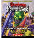 The Scream of the Haunted Mask by R L Stine Audio Book CD