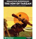 The Son of Tarzan by Edgar Rice Burroughs Audio Book CD