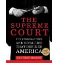 The Supreme Court by Jeffrey Rosen Audio Book CD