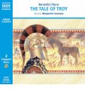 The Tale of Troy by Benedict Flynn Audio Book CD