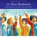 The Three Musketeers by Alexandre Dumas Audio Book CD