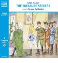 The Treasure Seekers by E. Nesbit Audio Book CD