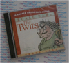 The Twits - Roald Dahl - Audio book CD