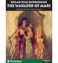 The Warlord of Mars by Edgar Rice Burroughs Audio Book CD