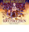 The Wee Free Men by Terry Pratchett AudioBook CD