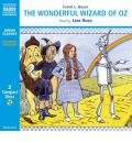 The Wonderful Wizard of Oz by L. Frank Baum AudioBook CD