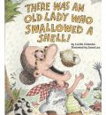 There Was an Old Lady Who Swallowed a Shell by Lucille Colandro Audio Book CD