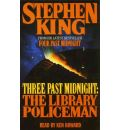 Three Past Midnight: The Library Policeman by Stephen King AudioBook CD