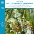 Through the Looking Glass and What Alice Found There by Lewis Carroll AudioBook CD