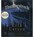 Thunderstruck by Erik M Larson Audio Book CD