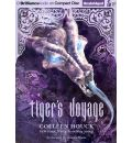 Tiger's Voyage by Colleen Houck Audio Book CD