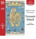 Treasure Island by Robert Louis Stevenson Audio Book CD