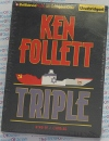 Triple - Ken Follett - AudioBook CD