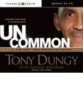 Uncommon by Tony Dungy AudioBook CD