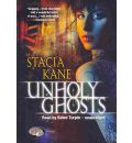 Unholy Ghosts by Stacia Kane AudioBook Mp3-CD