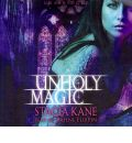 Unholy Magic by Stacia Kane AudioBook CD