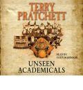Unseen Academicals by Terry Pratchett Audio Book CD