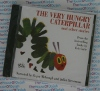 The Very Hungry Caterpillar and other stories - Eric Carle - AudioBook CD