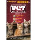 Vet Volunteers Books 1-3 by Laurie Halse Anderson AudioBook CD