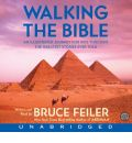 Walking the Bible CD by Bruce Feiler Audio Book CD