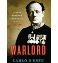 Warlord by Carlo D'Este Audio Book Mp3-CD