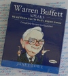 Warren Buffet Speaks - AudioBook CD