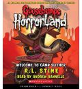 Welcome to Camp Slither by R L Stine AudioBook CD