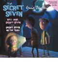 "Well Done, Secret Seven: AND ""Secret Seven on the Trail"" by Enid Blyton Audio Book CD"