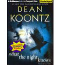 What the Night Knows by Dean R Koontz Audio Book CD