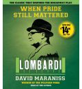 When Pride Still Mattered by David Maraniss AudioBook CD
