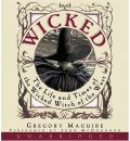 Wicked by Gregory Maguire AudioBook CD