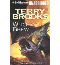 Witches' Brew by Terry Brooks Audio Book Mp3-CD