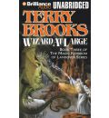 Wizard at Large by Terry Brooks AudioBook Mp3-CD