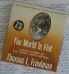 The World Is Flat - Thomas L. Friedman - AudioBook CD