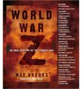 World War Z by Max Brooks Audio Book CD